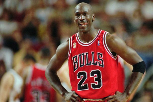 """Michael Jordan's 10 Best Playoff Games Made """"His Airness"""" a Legend"""