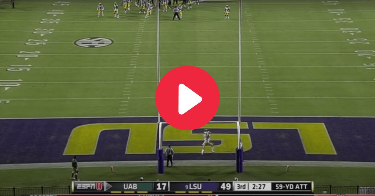 "Odell Beckham Jr.'s 109-Yard ""Kick Six"" Belongs in LSU Lore"