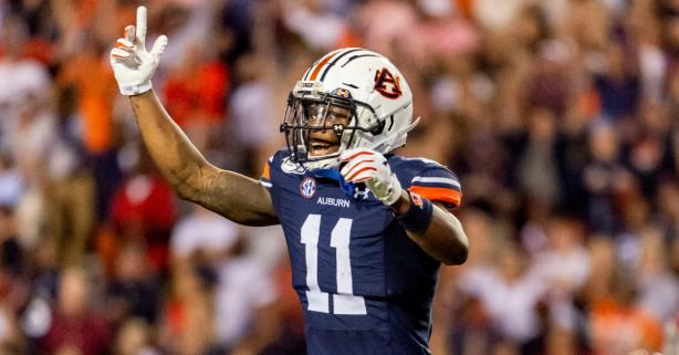 Bo Jackson's Nephew Primed for Breakout Season at Auburn