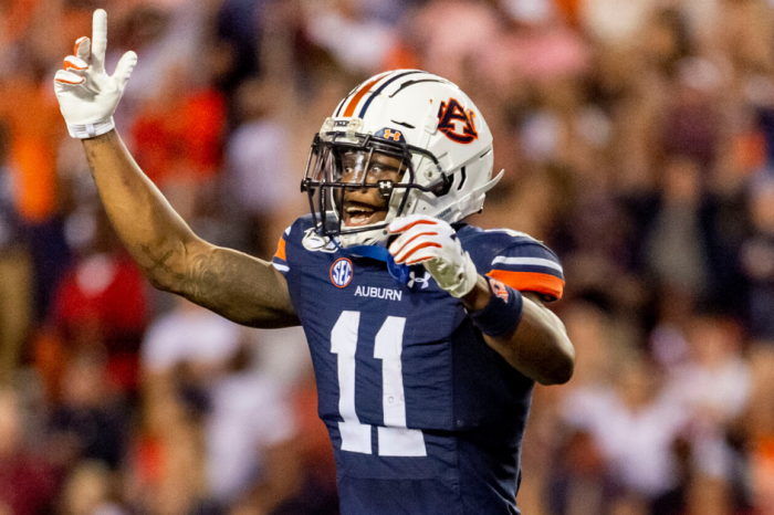Bo Jackson's Nephew Primed for Breakout Season at Auburn