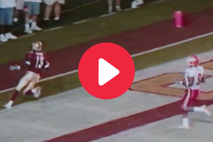 Snoop Minnis' Record 98-Yard TD Made Doak Campbell Stadium Shake