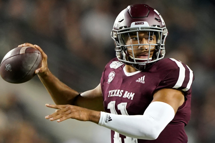 Texas A&M Reveals New Football Uniforms with a Throwback Flare