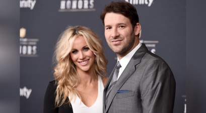 Tony Romo's Wife Hid Her Cowboy Fan Parents From Him On Their First Date