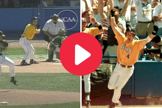 Warren Morris' Walk-Off HR is the Greatest in College Baseball History
