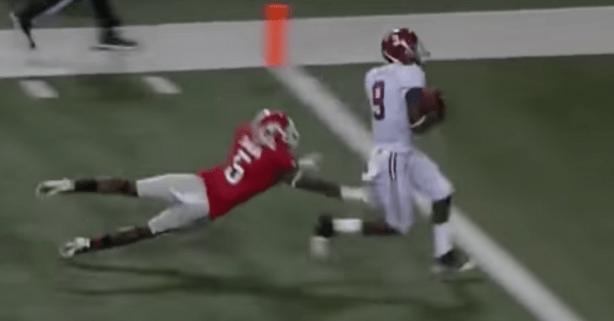 Amari Cooper's Blazing Speed Saved Alabama's Title Season