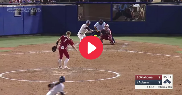 Auburn's Walk-Off Grand Slam Kept WCWS Dream Alive