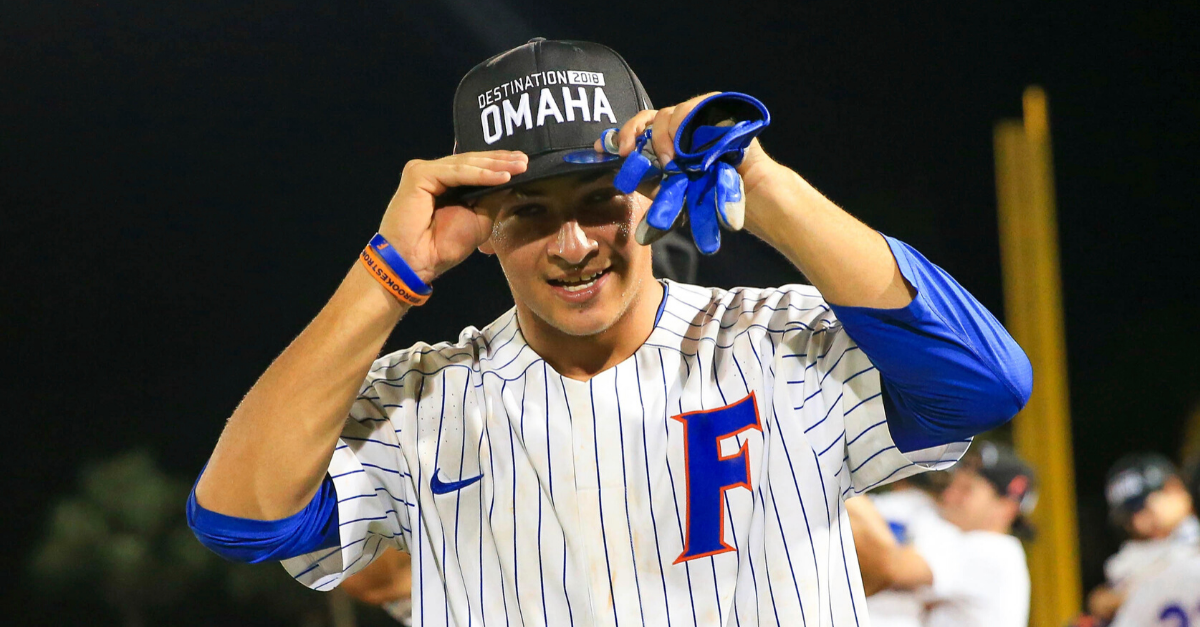 Florida's 11th-Inning HR Advanced Gators to College World Series
