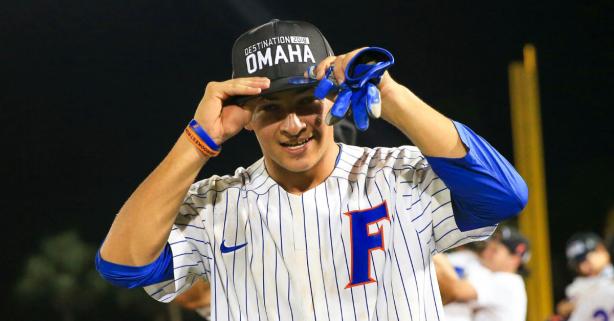 Florida's 11th-Inning HR Advanced Gators to College World Series