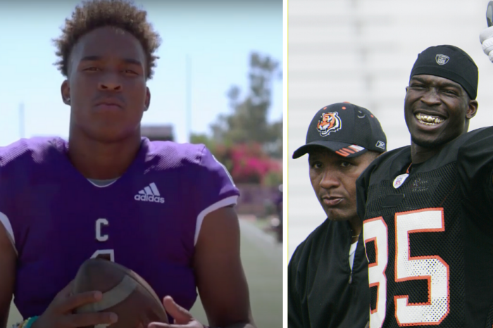 Chad Johnson's Son Wants To Be Ochocinco 2.0, But Can He?