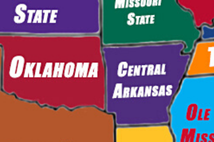 Map of College Football's Best Villains in Every State