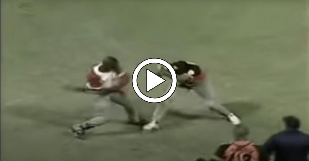 Batter Swings Bat at Pitcher's Head In Crazy Cuban Brawl