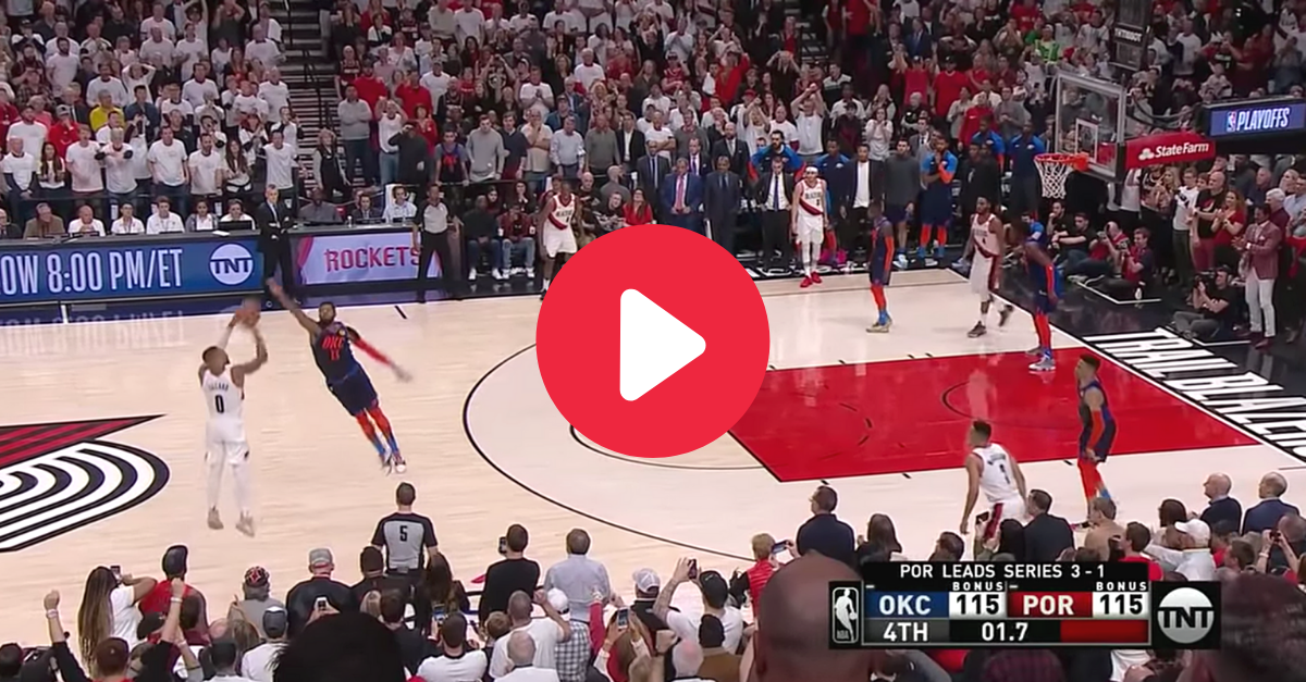 Damian Lillard S Game Winner The Coldest Shot In Nba History Fanbuzz