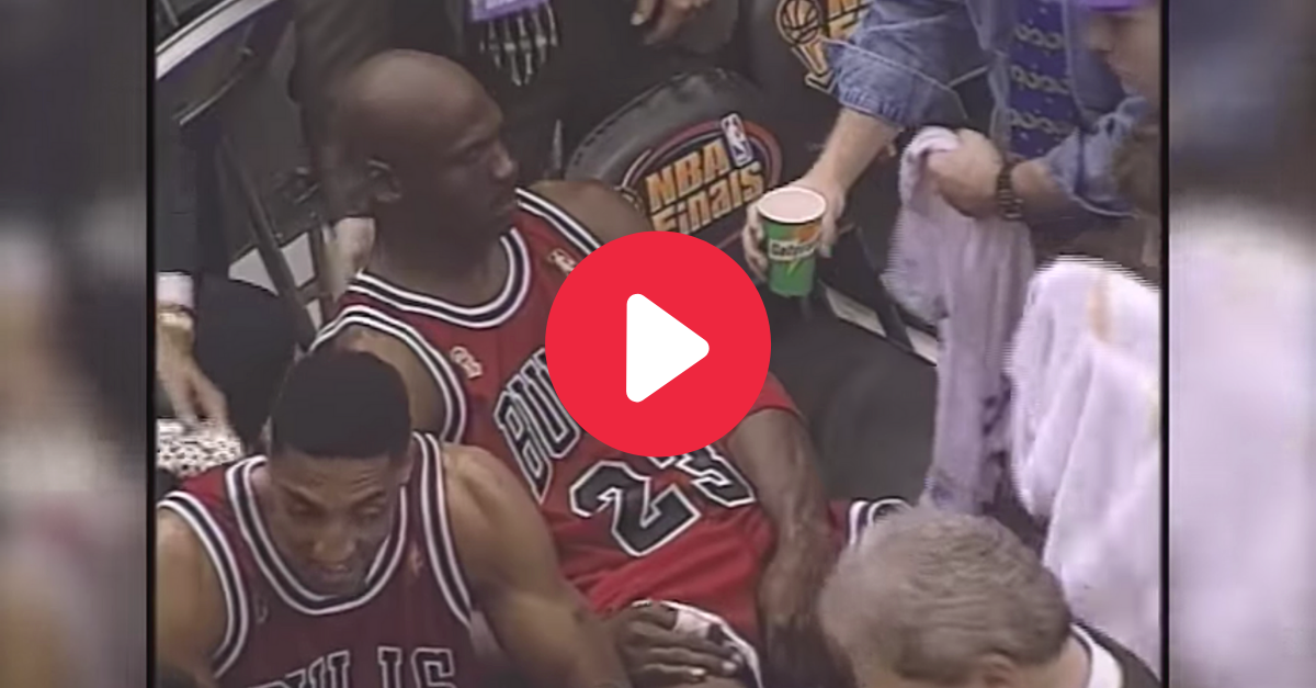The Flu Game: Cause of Michael Jordan's