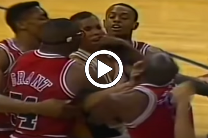Michael Jordan vs. Reggie Miller: The NBA's Best Fight of the 90s