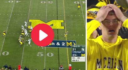 """The Gift Six"" Left Michigan Fans Completely Speechless"