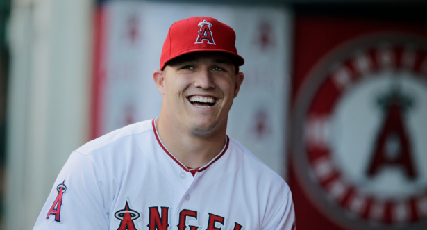 Mike Trout, Wife Welcome Baby Boy to the World