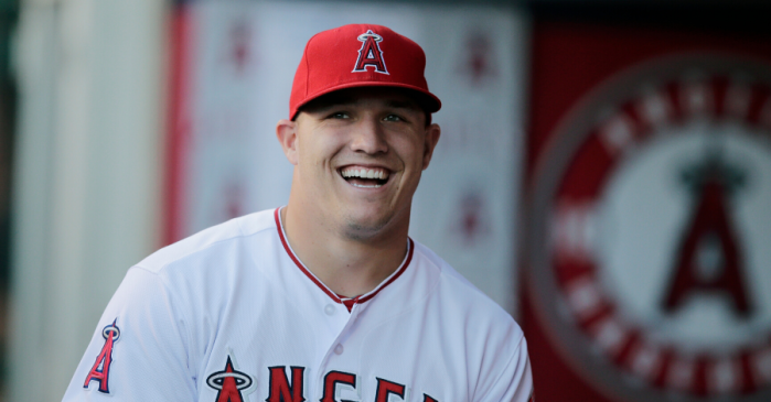 Mike Trout, Wife Preparing for Son's Birth This Summer