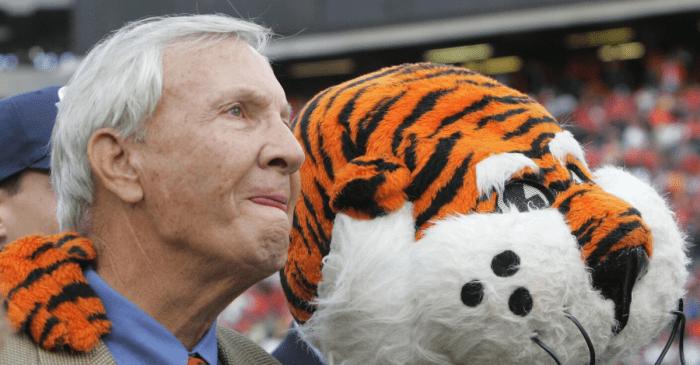 Pat Dye, Beloved Auburn Coach, Hospitalized in Atlanta