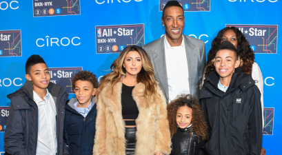 Scottie Pippen's Ex-Wife Became Kim Kardashian's Best Friend