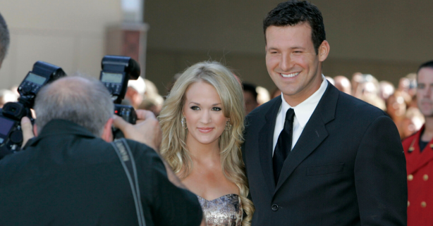 Tony Romo Dated Jessica Simpson & Carrie Underwood Before Finding Love