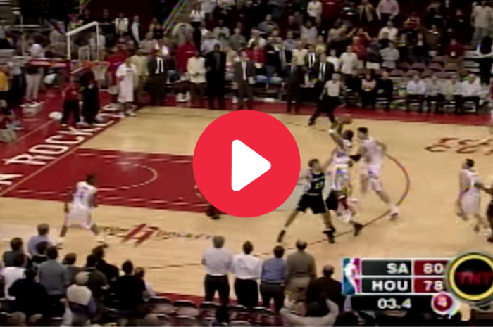 Relive Tracy McGrady's Improbable 13 Points in 33 Seconds