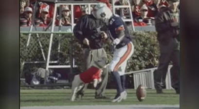 Damn Good Dawg: Uga Attacks Auburn Player in 1996