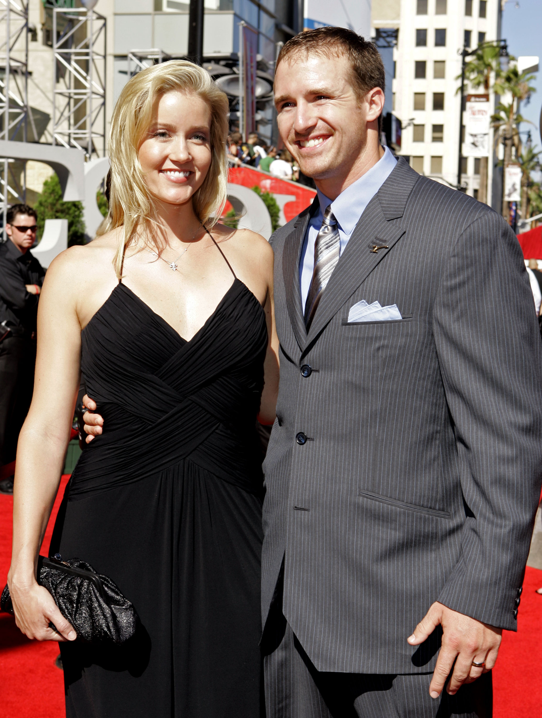 Drew Brees Wife Who Is Brittany Brees How Many Kids Do They Have Fanbuzz