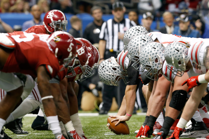 Alabama, Ohio State Schedule Massive Home-And-Home Series