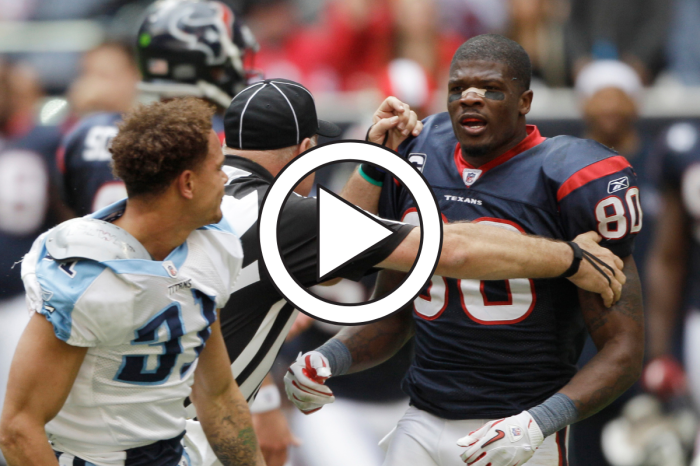 Andre Johnson Beating Up Cortland Finnegan Never Gets Old
