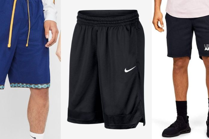 The 10 Best Basketball Shorts for Athletic and Leisure Wear