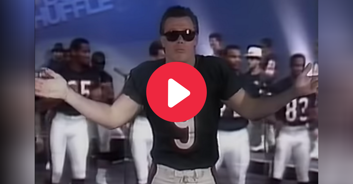 "The Bears' ""Super Bowl Shuffle"" Is Still Hilariously Catchy"