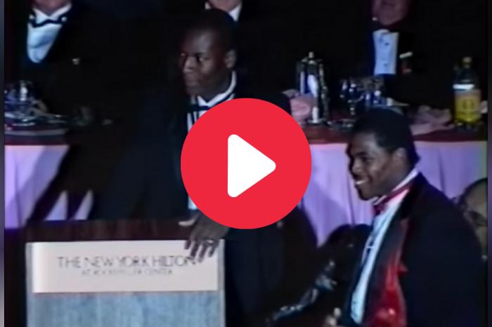 Bo Jackson Trolled Herschel Walker in 1985 Heisman Speech