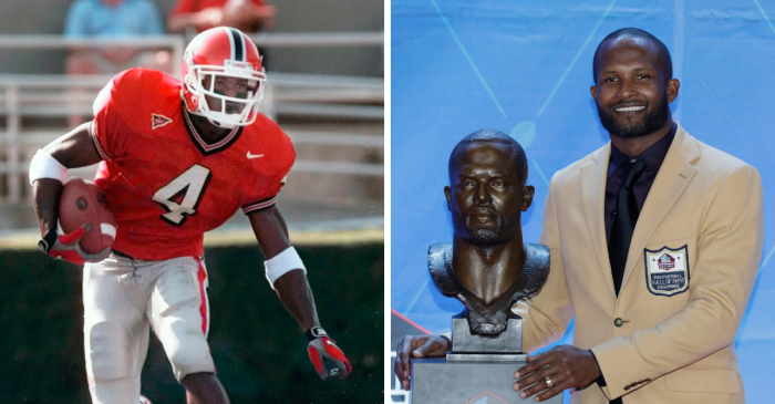 Champ Bailey Headlines 2021 CFB Hall of Fame Ballot