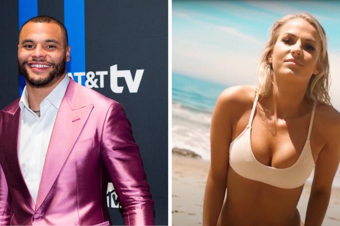 Who is Dak Prescott's New Model Girlfriend?