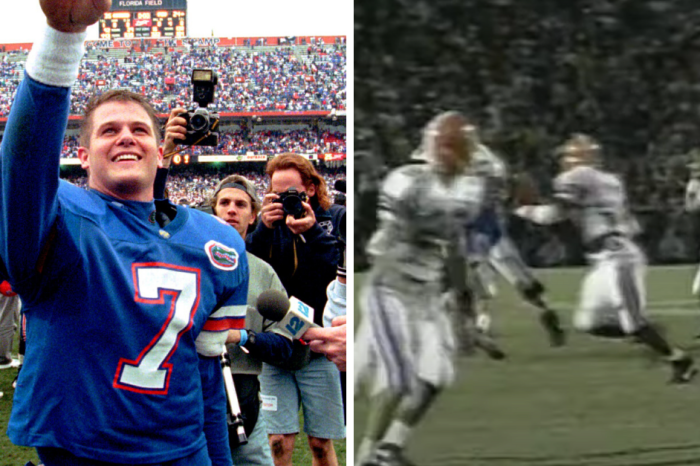This Game-Winning TD Ignited Danny Wuerffel's Legacy