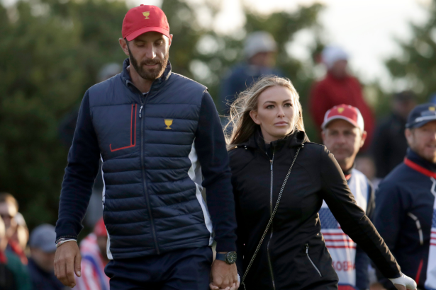 Dustin Johnson is Raising 2 Kids With Wayne Gretzky's Daughter