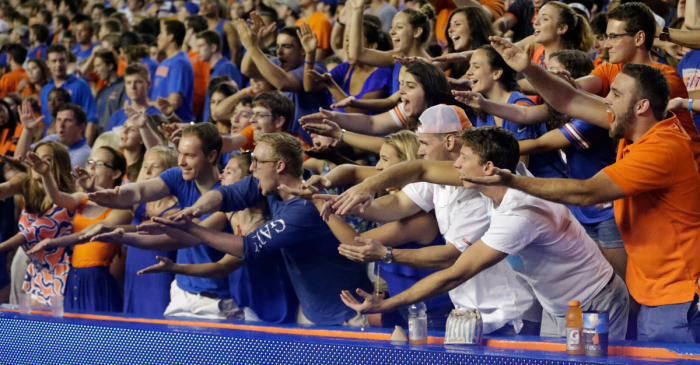 "Florida Drops Famous ""Gator Bait"" Chant, But Why Is It Racist?"