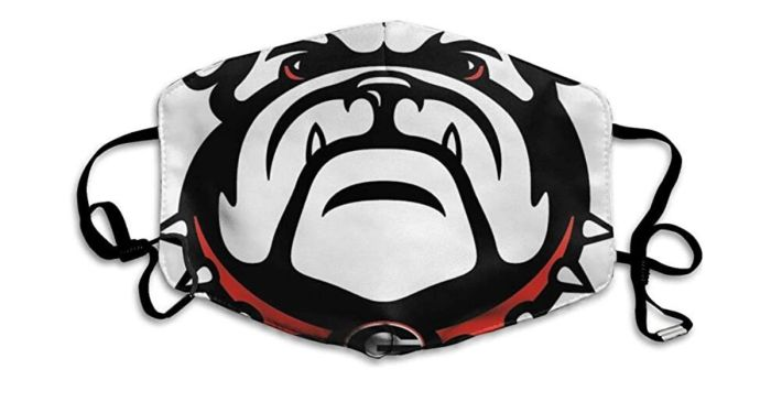 Suit Up for The Dawgs With These Uga Face Masks