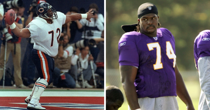 The Heaviest NFL Players of All Time Break Every Scale