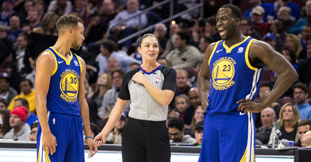 NBA Referees Make The Most Money in American Sports