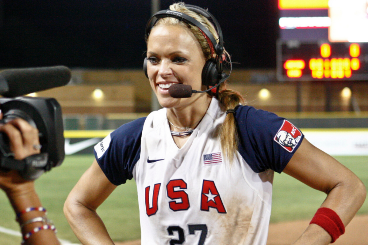 Jennie Finch Was the Queen of Softball. Where Is She Now?