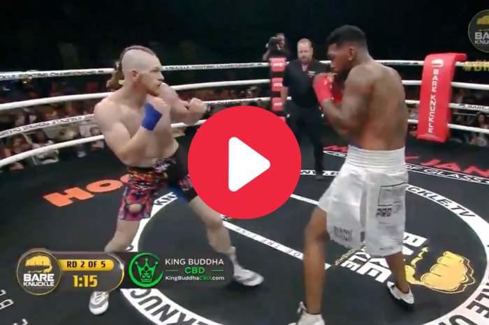 Bare-Knuckle Fighter Got Knocked Out So Cold That He Retired