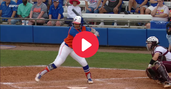 This 3-Run, Walk-Off Blast Sent Florida to Another WCWS