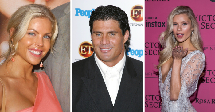 Jose Canseco's Daughter Became a Playmate Like Her Mother