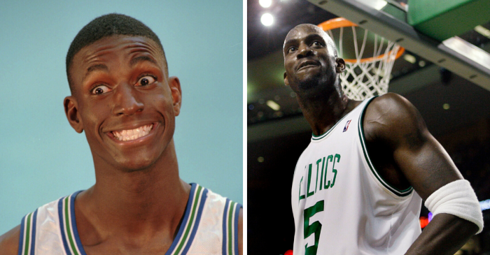 Kevin Garnett's High School Career Paved Way for Young NBA Stars