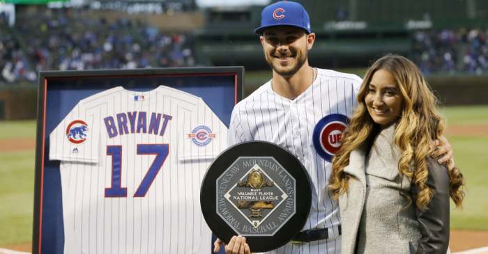 Kris Bryant & His Wife: High School Sweethearts to MLB Power Couple