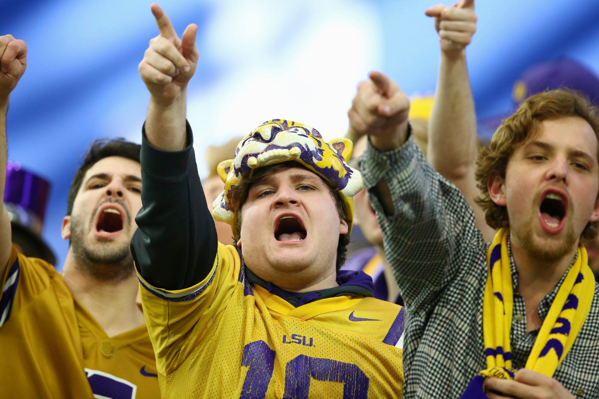 """LSU's Controversial """"Neck"""" Chant Will Never Go Away"""