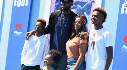 LeBron & Savannah James Are Raising a Family of Future Stars