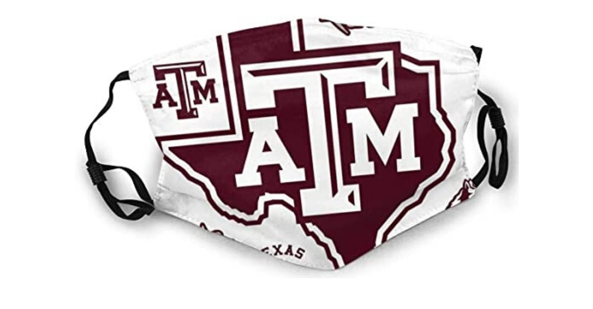 5 Texas A M Face Masks For Aggie Alumni Students And Fans Fanbuzz