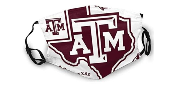 5 Texas A&M Face Masks Every 12th Man Needs